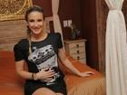 Famosos dão parabéns para Claudia Leitte pelo nascimento de Rafael