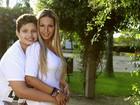 No Dia das Mães, Valesca Popozuda mostra que também tem lado maternal