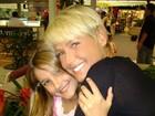 Xuxa manda recado para mães: 'Ame seu filho como gostaria de ser amado'