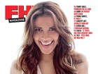 Ex-BBB Gyselle aparece em revista francesa: 'Bomba latina'