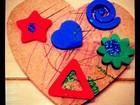 Ticiane Pinheiro mostra presente de Dia das Mães feito pela filha, Rafaella