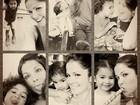 Samara Felippo homenageia o Dia das Mães com foto da filha