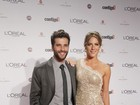 'Quero um casal de filhos', diz Giovanna Ewbank a revista