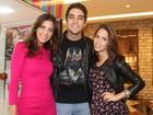'Adorei brincar de fazer TV', diz a escritora Thalita Rebouças