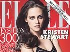 Kristen Stewart diz a revista que é 'ridícula' curiosidade sobre Pattinson