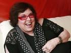Afastada da TV, Lúcia Alves garante que não sente falta do vídeo