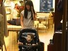Após 'resistir' por oito meses, Daniele Suzuki contrata babá