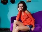Amanda Richter vive colegial fogosa em 'Gabriela': 'Curiosa e ousada'