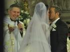 Belo e Gracyanne Barbosa se casam no Rio