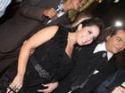 Famosos vão ao casamento de Belo e Gracyanne Barbosa
