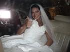 Veja como foi o casamento de Belo e Gracyanne na Igreja da Candelária