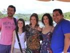 Maria Flor, Marcos Palmeira e Rita Guedes gravam série em Manaus