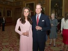 William e Kate festejam Jubileu de Diamante da Rainha Elizabeth