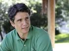 Márcio Garcia abre os jardins de sua casa, no Rio, para o EGO