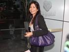 'Vim trazer a cinta', diz Ana Lima em visita a Grazi Massafera