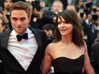 Pattinson e Kristen Stewart chegam separados a premire em Cannes