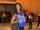 'Não faço planos para o carnaval', diz Cris Vianna sobre convite de escola