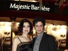 Letícia Sabatella vai para Cannes com o novo namorado