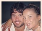Claudia Leitte relembra 1º encontro com marido: 'Fiquei abestalhada'