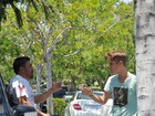 Promotores assumem caso entre Justin Bieber e paparazzo