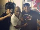 Bieber treinou boxe com Tyson antes de briga com fotógrafo, diz site