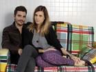 Luca Bianchi e Lívia de Bueno namoravam às escondidas em filme