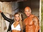 'Dizem que somos a Grazi e o Cauã do fitness', diz a ex-BBB Michelly