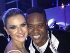 Casamento de Mirella Santos e Ceará teve MC Sapão como atração
