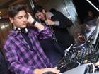 Daniel Rocha, de 'Avenida Brasil', toca em evento no Rio