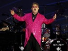 Elton John critica Madonna em programa de TV: 'Parece stripper'