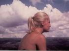 Ana Maria Braga posta foto dela na década de 70