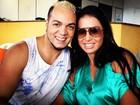 Justiça nega pedido de Belo de tentar impedir Viviane Araújo de falar dele