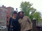 'Já nos sentimos casados', diz Isabeli Fontana sobre Rohan Marley