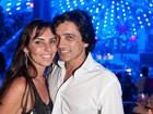 Glenda Kozlowski passa feriado em Miami com o namorado