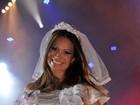 Solange Almeida está ansiosa com o casamento: 'Frio na barriga'