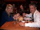 Antônia Fontenelle e Marcos Paulo comemoram o Dia dos Namorados