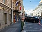 Reynaldo Gianecchini curte férias na Rússia antes de 'Guerra dos Sexos'