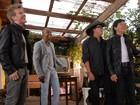 Thiaguinho, Latino, Fiuk e outros cantores se reúnem em campanha