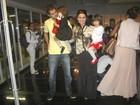 Filho de Giovanna Antonelli e Murilo Benício comemora aniversário