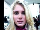 Bárbara Evans clareia cabelo e pede aprovação de fãs no Twitter