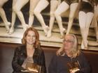 Vera Holtz e outros famosos vão a estreia de peça no Rio