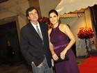 Famosos vão ao casamento de Luma Costa no Rio