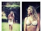Musa do vôlei, Mari Paraíba posta novas fotos de ensaio sensual