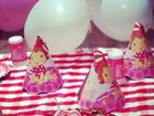 Grazi Massafera faz festinha de um mês para sua filha Sofia