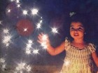 Filha de Samara Felippo completa 3 anos: 'Maior amor do mundo'