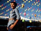 Suyane Moreira posa para o EGO na Feira de São Cristóvão, no Rio