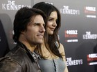 Tom Cruise tem conversado com Suri atravs de videoconferncia, diz site