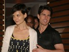 Katie Holmes quer divórcio em NY para brigar pela guarda de Suri