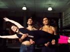 Bailarina do Faustão, Appratti encara octógono com Minotauro e Minotouro