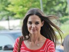 Katie Holmes temia que Cruise mandasse Suri a internato